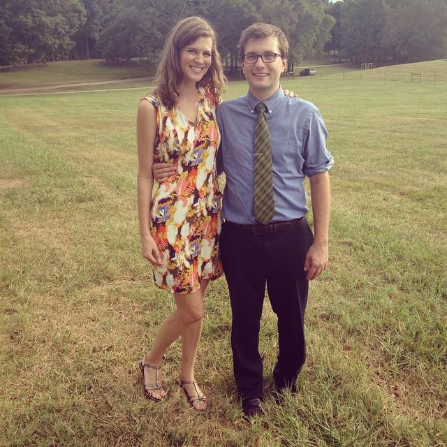 Matt and Julia's wedding! #cheers2thechisholms
