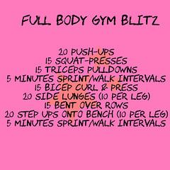 WIOW gym