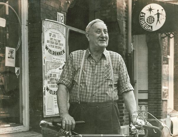 Piet Aandewiel ex-ciclista
