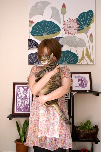 ネコの大きさ