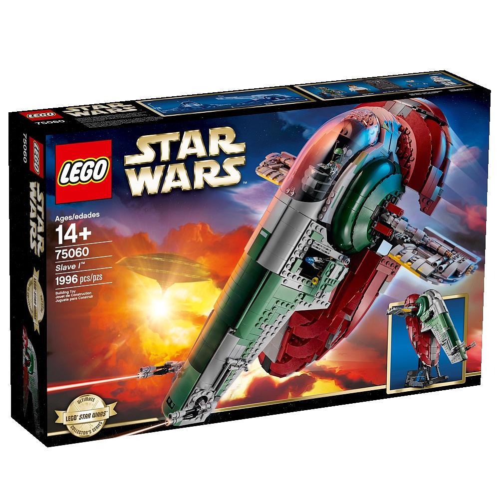 [Lego] Star Wars Slave I UCS #75060 15097557316_52153674cb_o