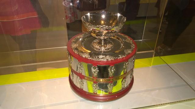 1991 Davis Cup replica