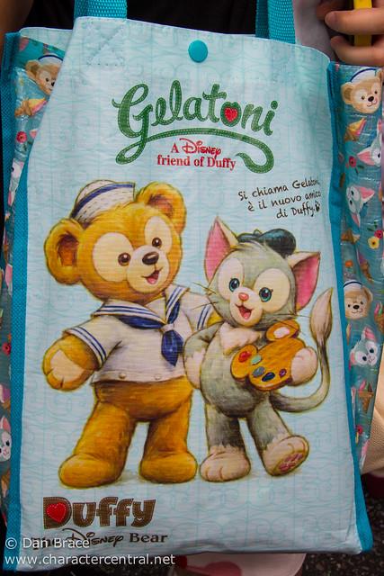 Japanese fan's Gelatoni bag!