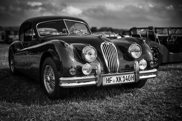Jaguar XK 140 - Goodwood Revival