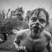 zombie apocalypse by swissrolli