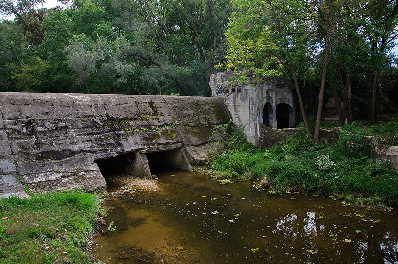 Dam Ruins