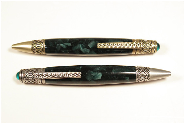 Two Celtic Pens
