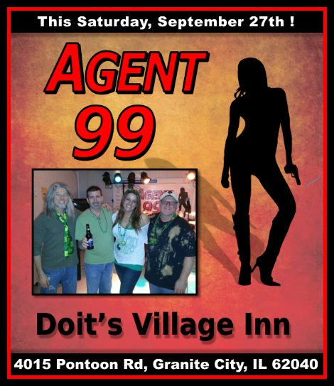 Agent 99 9-27-14