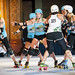 2014 WFTDA D1 Playoffs - Sacramento - Rat City v MNRG