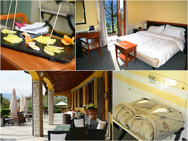 Hotel Villa Kinzica Montage 2