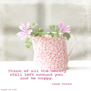 anne frank's beautiful words