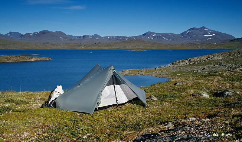 Camp above Vuolip Coarnvejavri-imp