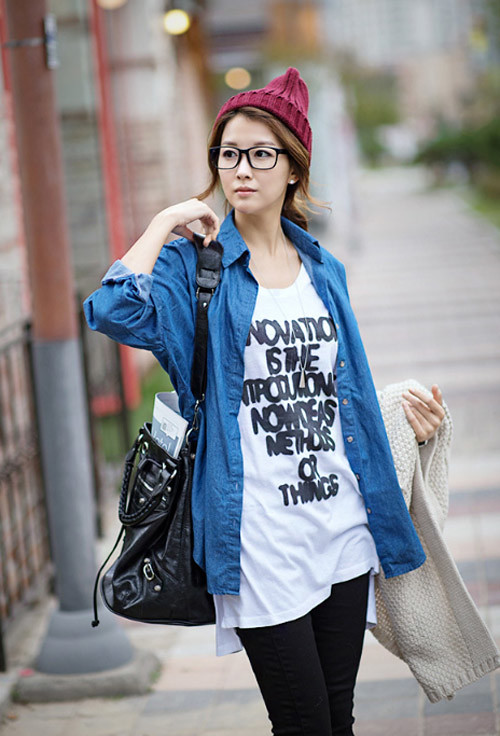 Mix đồ thời trang Thu Đông 2014 CỰC ấn tượng 8