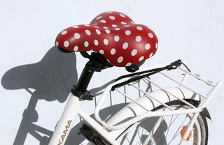 minnie mouse's bike?