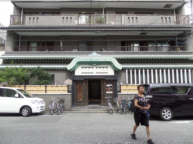 Sumo Training Stable in Tokyo