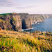 Perspective /Cliff of Moher by lyonora