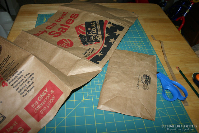 Paper Bag Basket (3)
