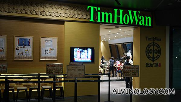 Tim Ho wan Aperia