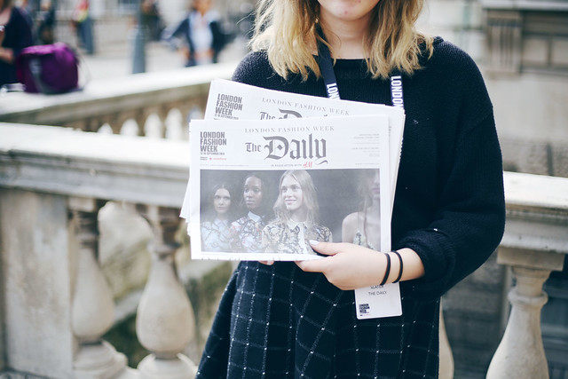 The Daily London Fashion Week