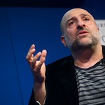 Omid Djalili at The Edinburgh International Book Festival |