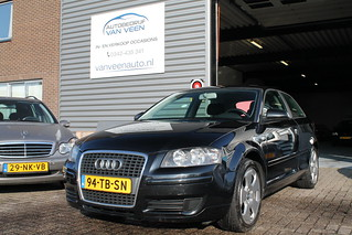 Audi A3 - 1.9 TDI Attraction