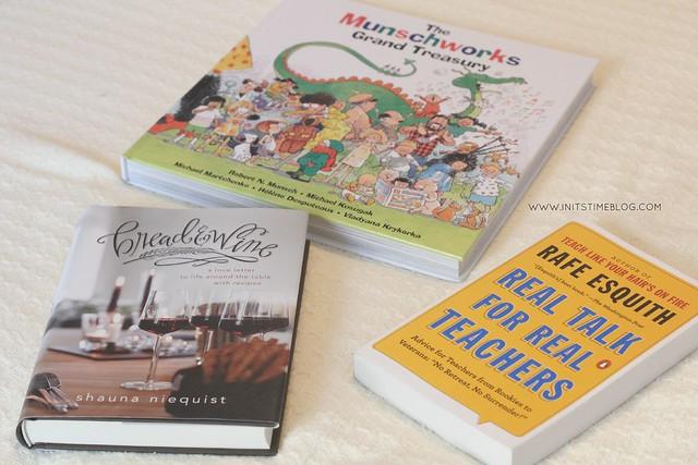 summer project bookshelf