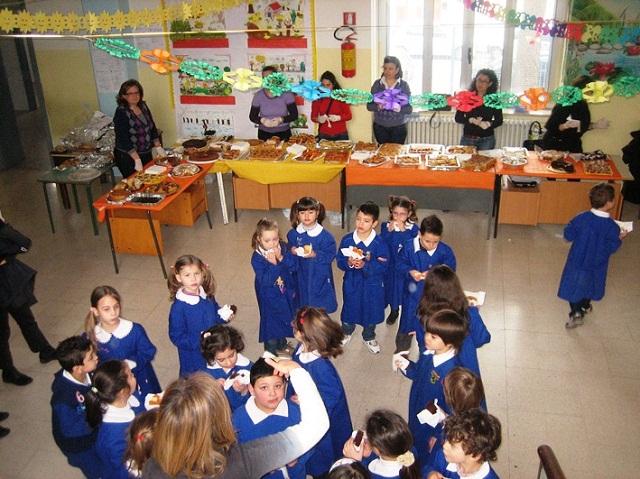 Noicattaro. Inaugurazione scuola De Gasperi 14-15 intero