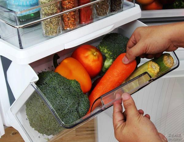 斜取式蔬果盒