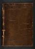 Binding of  Leonicenus, Omnibonus: In Lucanum commentum