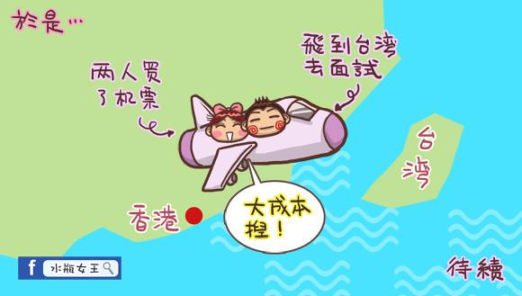 香港人移居台灣5