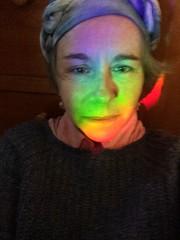 indigo as part of the rainbow!