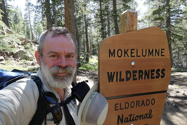 Leaving Moke Wilderness