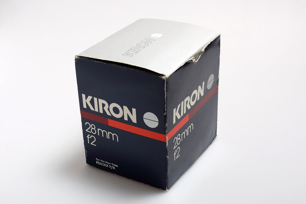 Kino Precision Kiron 28mm f2 | New old stock  | Siim Vahur | Flickr