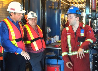 Manufacturing Tour Highlights Oil and Gas