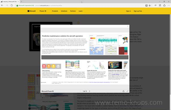 Power BI Desktop – Visualize your data 72