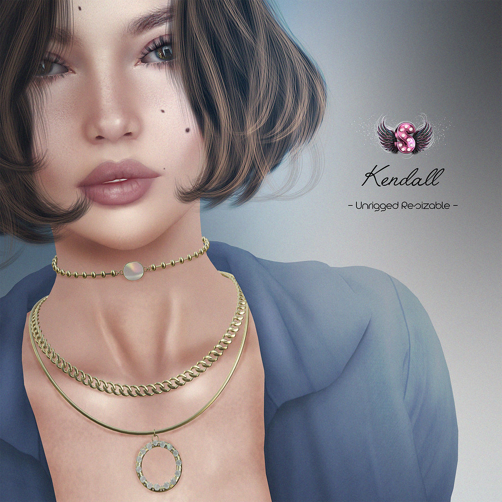 .::Supernatural::. Kendall @Tres Chic - SecondLifeHub.com