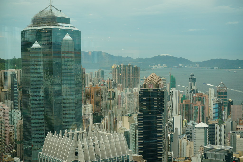 Central Hong Kong from IFC 2