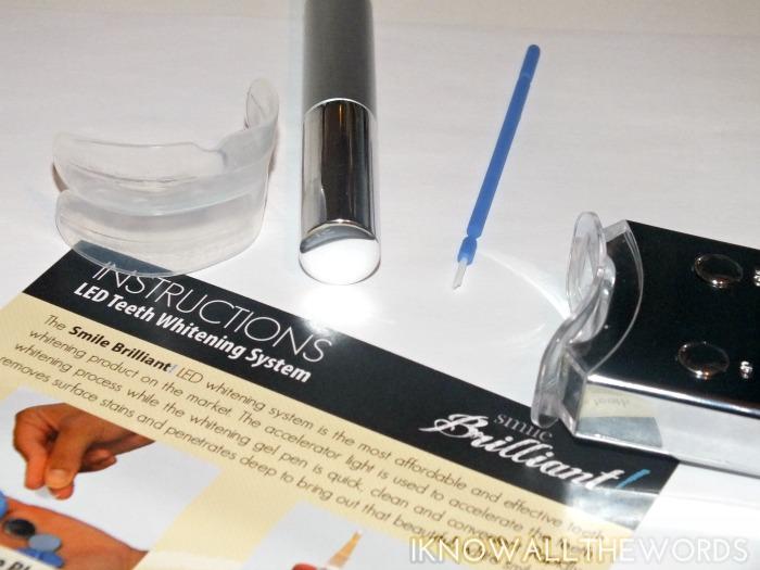 Smile Brilliant LED Tooth Whitening (4)