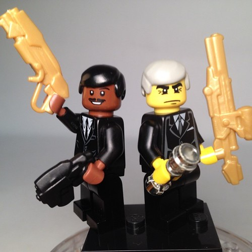 Custom Lego Guns Highlight - Grinder Shotgun in Men in Black ...