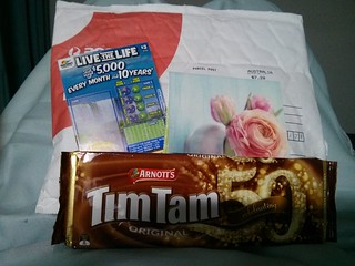 Care Package from Sydney