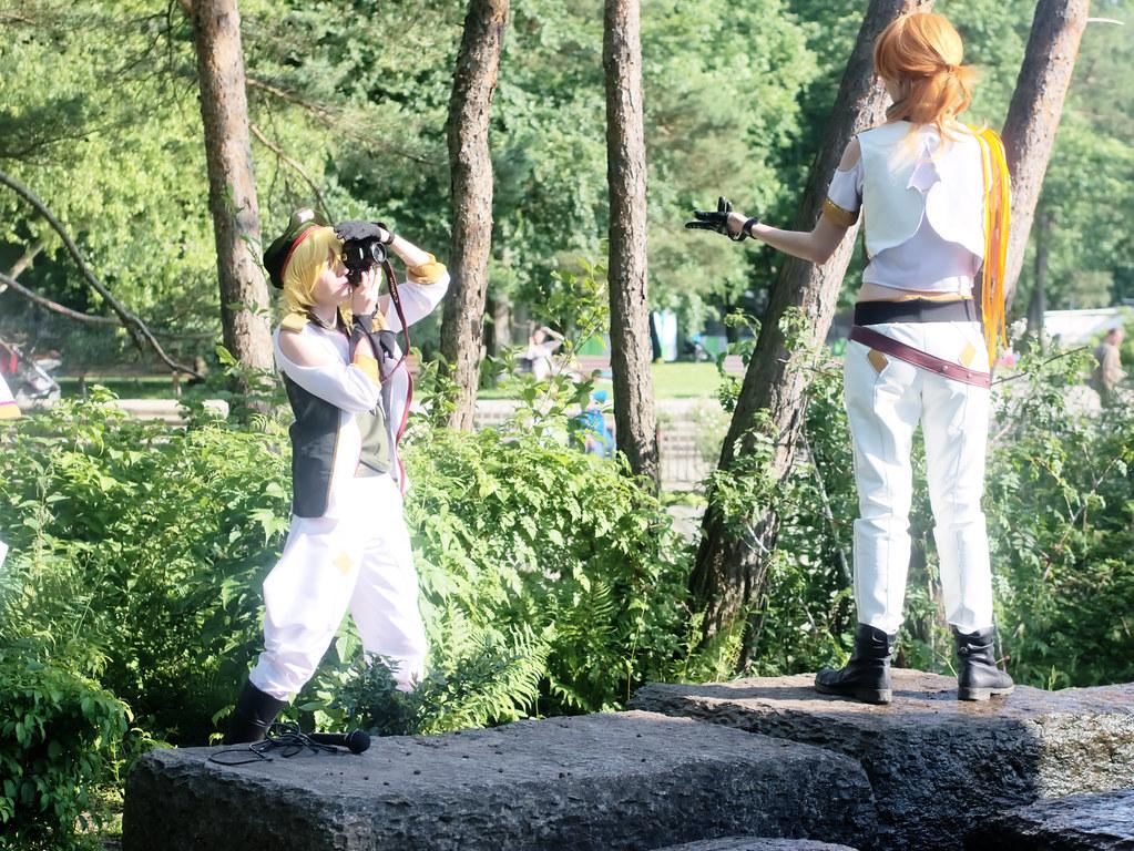 related image - Backstage Shooting Uta no Prince-sama - Vincennes - 2014-05-31- P1860631