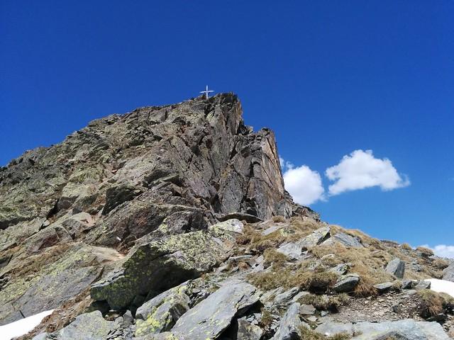 Gipfelanstieg Rauchkofel, Klausberg Tauferer Ahrntal