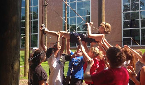 INTL ropes course 2