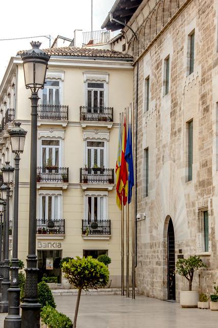 Valencia en España