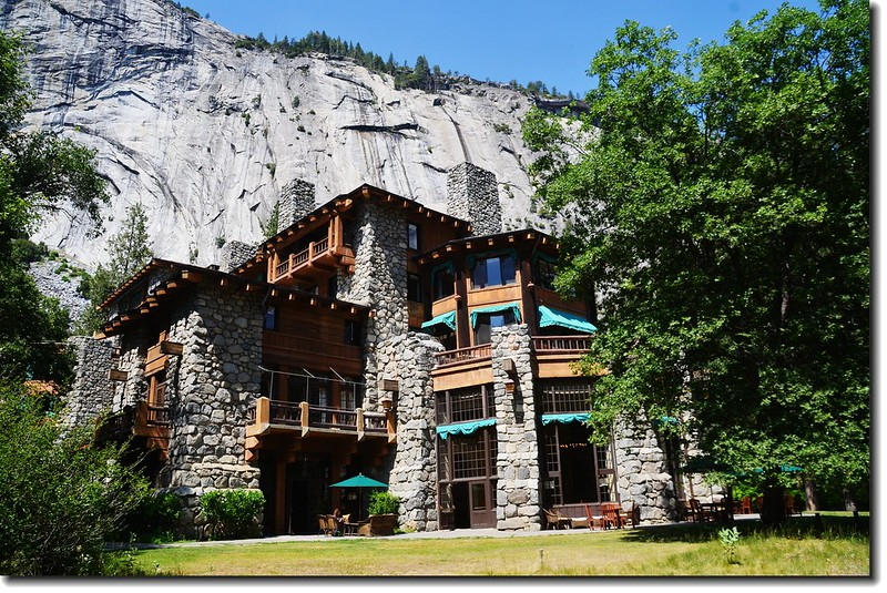 The Ahwahnee Hotel 2
