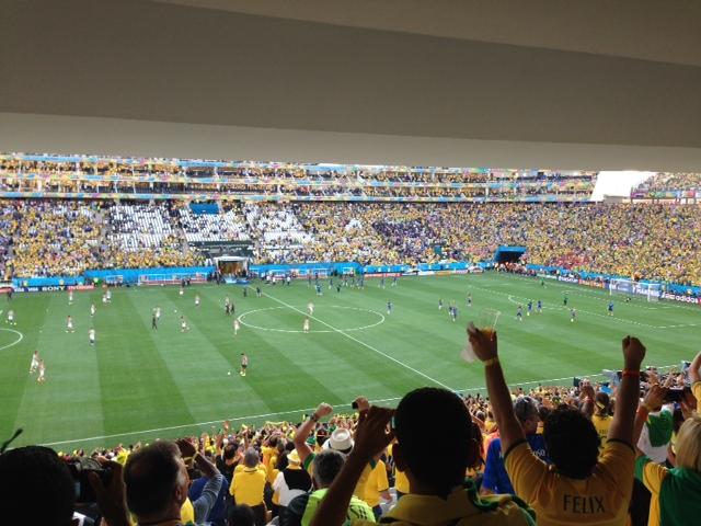 It's the World Cup again…already?