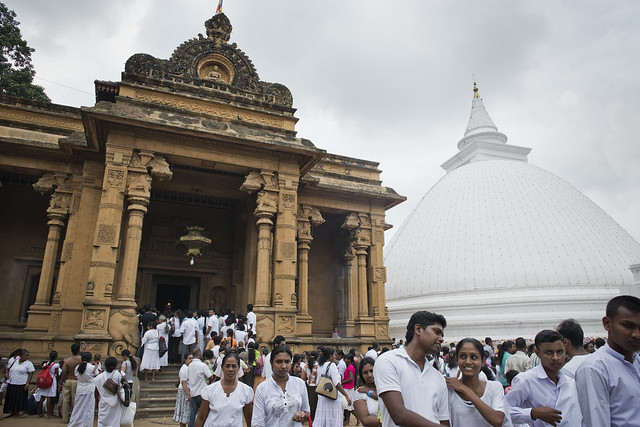 SL003 Kelaniya Raja Maha Vihara - Sri Lanka