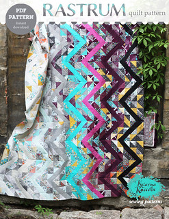 rastrum quilt pattern