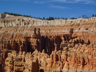 So many hoodoos...near Sunset Point at the top of the Navajo Trail, Bryce Canyon National Park, Utah