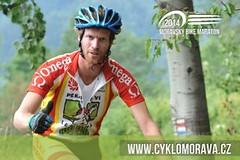 Moravský bikemaraton 2014 přivítá i Ondru Banka